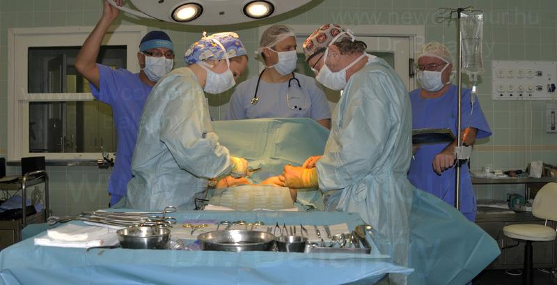 plasztikai sebészet érzéstelenítés műtét
