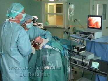 arcplasztikai műtét