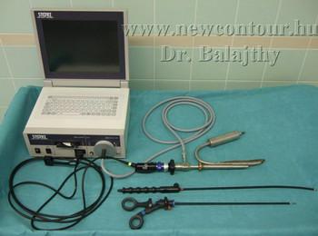 plasztikai sebészet budapesten endoszkóp