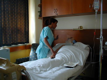 plasztikai sebészet fekvőszoba